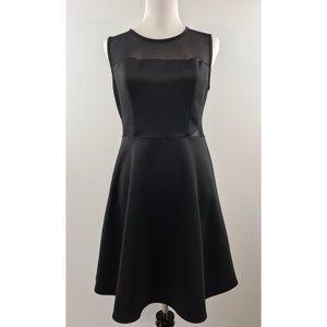 Bisou Bisou Black Sheer Dress